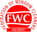 Member of the Federation of Window Cleaners